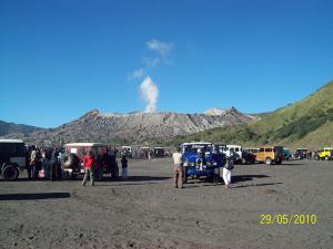 Bromo Golden Sunrise Tour  2 Days