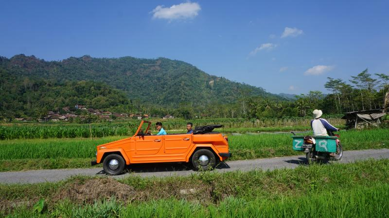 Honeymooners Package in Yogyakarta