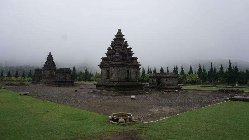 DIENG NON SUNRISE GROUP DOMESTIC