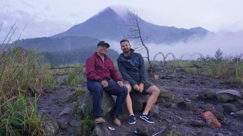 SPECIAL GOOD MORNING MERAPI COMBINE LAVA TOUR MERAPI